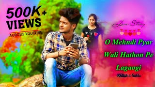 Download lagu O Mehndi Pyar Wali Hathon Pe Lagaogi | Dil Tod Ke Hasti Ho Mera | Manan | Khitish & Subha| Dil Kush7