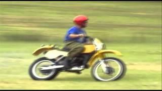 Video SUZUKI PE175 1980 Vinduro Test Run download MP3, 3GP, MP4, WEBM, AVI, FLV Juli 2018