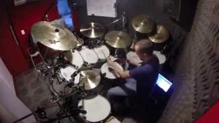 Rush - One Little Victory Drum Cover - Guilherme Xavier
