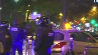 Report: People killed, injured in Paris shooting