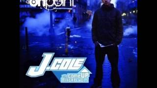 J. Cole - College Boy (Instrumental) / Lil
