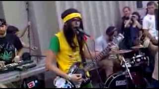 Noize MC - Из Окна (Арбат @ 28.06.2011)