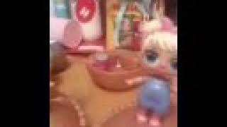 Стопмоушен куклами лол(не полностью)