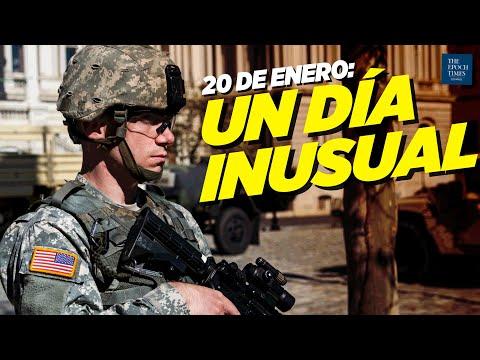 EE. UU. se prepara para un 20 de enero inusual; Parler vuelve a estar en línea | Al Descubierto