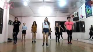 slow mirrored Twerk it like Miley (Mina Myoung choreography) cover by Bobono1baby