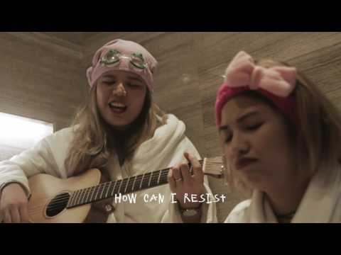 Run Run - Leanne and Naara | Bathroom Session (Live)