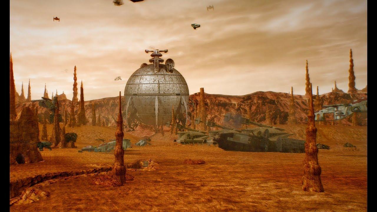 2019 HD Graphics Mod (Battlefront 2 Remaster Project) - Mod DB