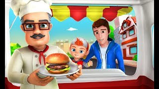 Burger & Sandwich Stand - Android Gameplay HD
