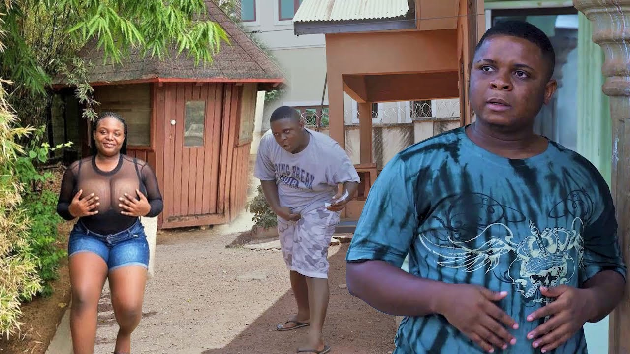 Download SLEFISH NEIGHTBOUR IN D CORPER'S LOGE (LATEST NEW KING BOMBSHELL WORLD WILD MOVIES) -NIGERIAN MOVIE