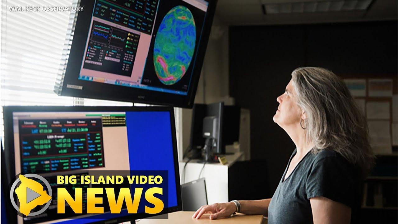 VIDEO: Keck Astronomer Andrea Ghez Wins Nobel Prize