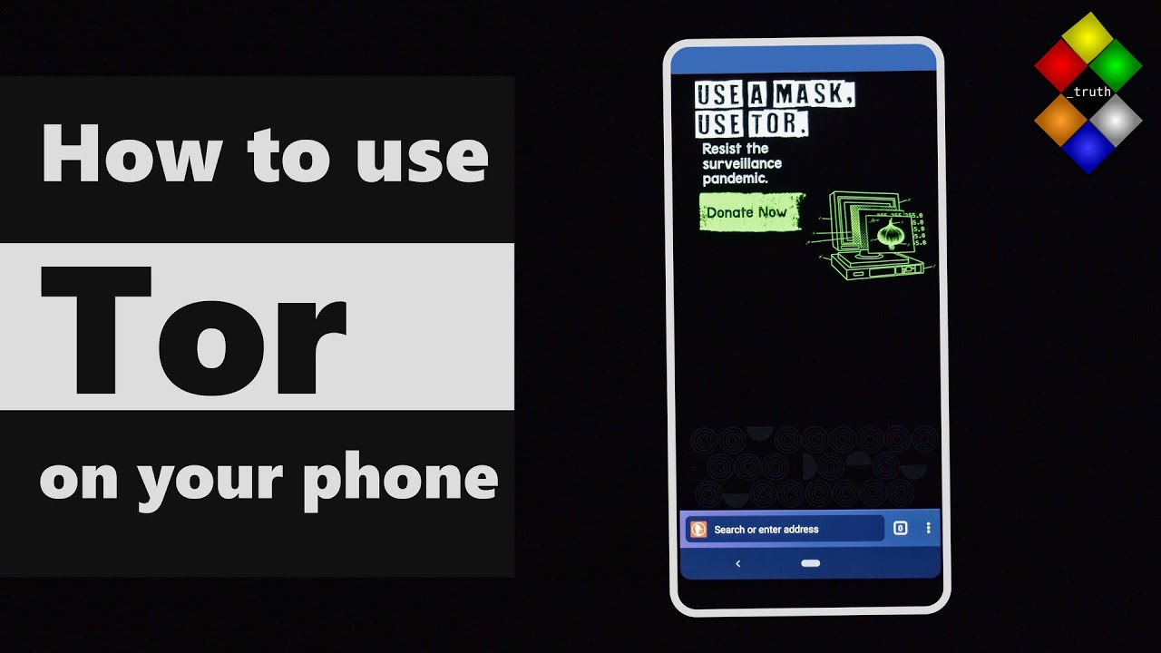 How to use Tor on your phone