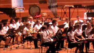 """October"" - Northamptonshire County Youth Concert Band"