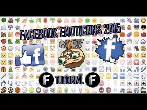 Como Poner Los Nuevos Emoticones Para Facebook [EMOJIS] 2016
