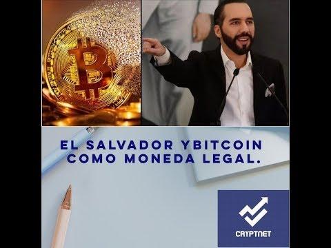 El Salvador y Bukele, Primer Pais en adoptar BITCOIN como moneda legal.