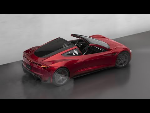 photographing-the-new-tesla-roadster-diecast-model-car