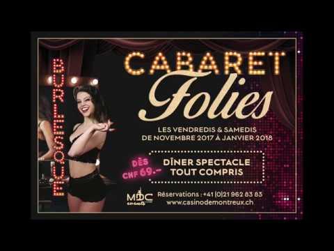 Cabaret Folies - Revue du Casino de Montreux