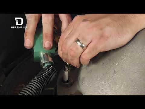 Aerco Boiler One Year Maintenance Tutorial