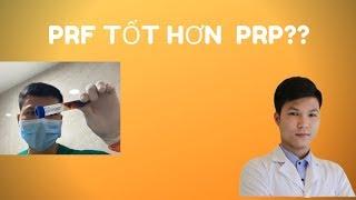 Sự thật về PRF và PRP Làm đẹp Da | bác sỹ Ninh| làm đẹp máu tự thân