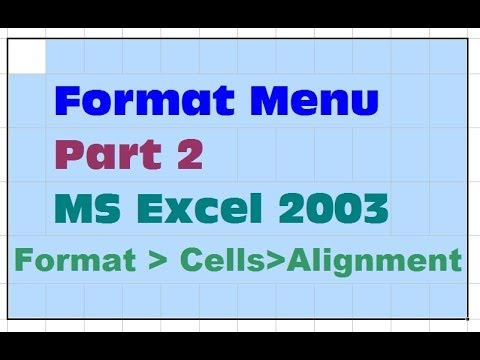 ms excel 2003 extension