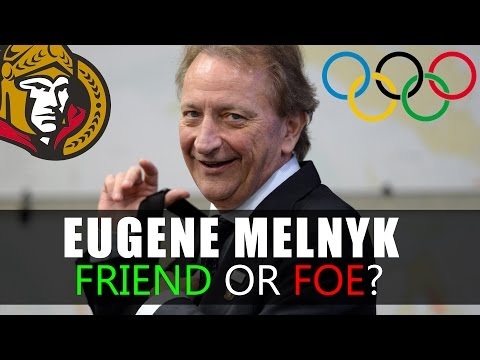 Eugene Melnyk - Friend or Foe?