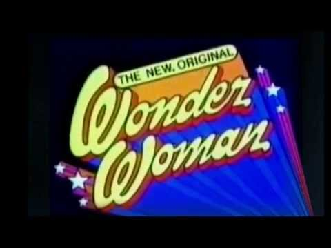 The New Original Wonder Woman 1975 (Original film opening excerpt)