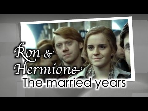 Thumbnail: Ron & Hermione | the married years