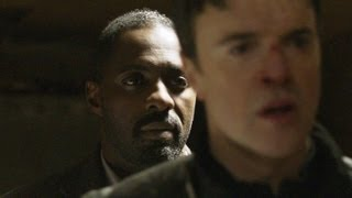 Entrapment - Luther outsmarts Lucien Burgess - Luther - BBC