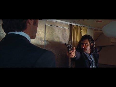 Dirty Harry: Magnum Force - Airplane Hijacking Scene (1080p)