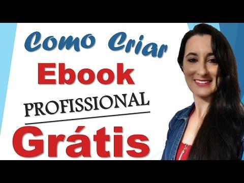Como Criar um Ebook Profissional Grátis |  Super Fácil! Por Patricia Angelo
