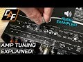 Amplifier Tuning Settings How To - Gain, Crossovers, Bass Boost