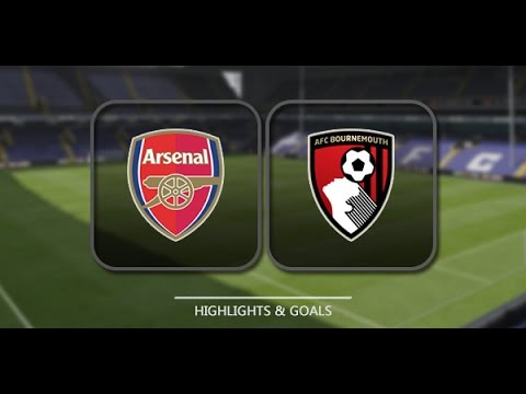 Download ►Arsenal vs Bournemouth 3 1   Highlights & Goals   27.011.2016   HD  
