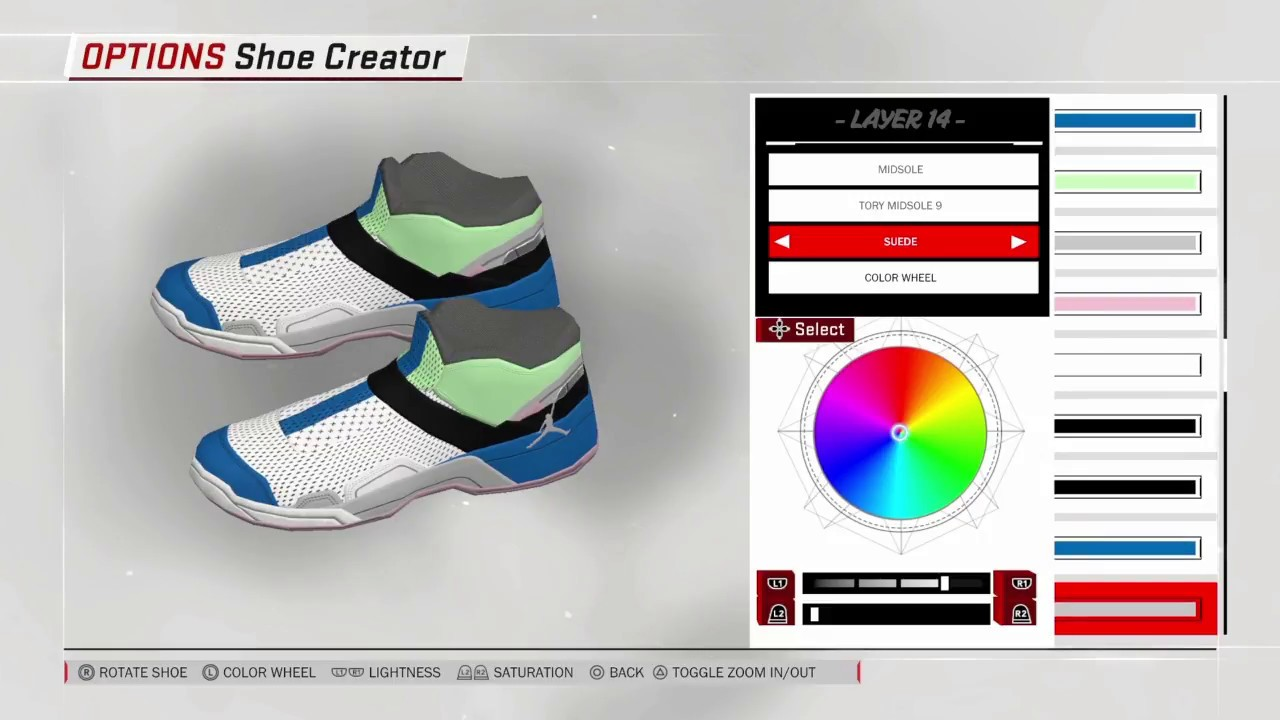 pretty nice d631c c4079 NBA 2K18 Travis Scott Jordan Trunner shoe tutorial