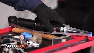 Installazione Ammortizzatori anteriore DODGE CALIBER: manuale video