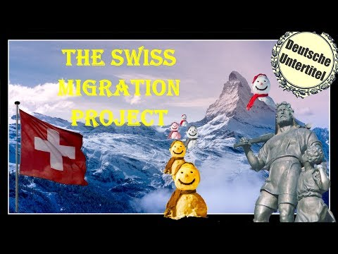 THE SWISS IMMIGRATION PROJECT - DAS SCHWEIZER IMMIGRATIONS PROJEKT - POLITICS - POLITIK
