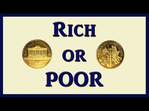 Inspirational Story - Rich Or Poor - Inspiring Story On How Perspective Can Shape Wealth & Poverty