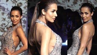 Malaika Arora Khan Opens Dress At VERANDAH SHOW LFW DAY 4