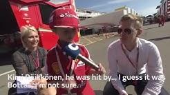 Meet the young Iceman - Kimi Räikkönen   Spain Grand Prix - Formula 1   MTV