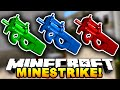 Minecraft MINESTRIKE 1 Minecraft Counterstrike w PrestonPlayz NoochM
