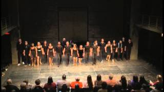 Wonderlust: CCM Musical Theatre Freshman Showcase 2015