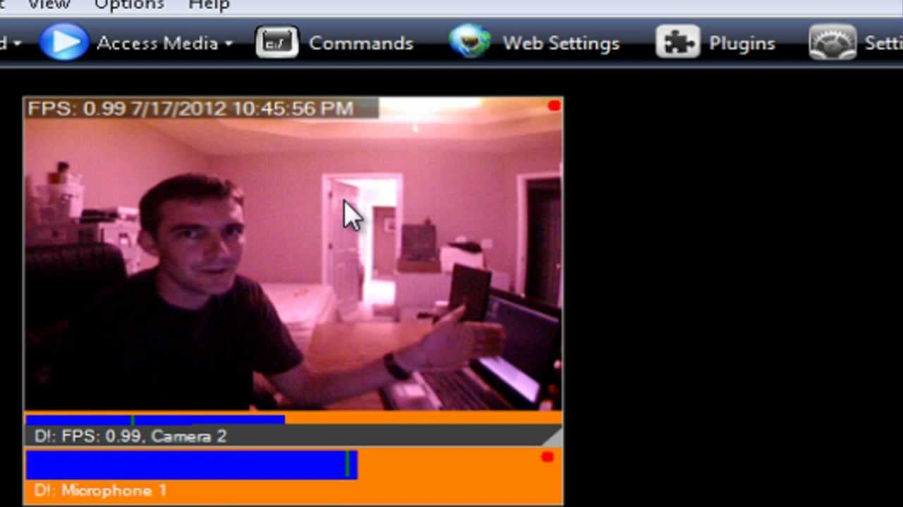 Turn a Webcam into a security camera with Dropbox and iSpy ...