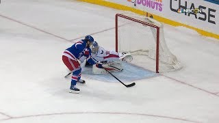 Zibanejad, Zuccarello lead Rangers to shootout victory