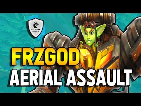 Frzgod Ruckus Competitive (Pro Player) AERIAL ASSAULT - Immortal X11