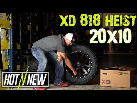 Hot n New Ep. 69: XD 818 Heist 20x10 -24