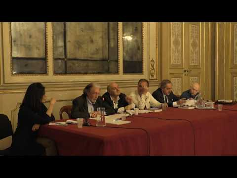 """Isaia Sales E Simona Melorio - """"Storia Dell'Italia Corrotta"""""""