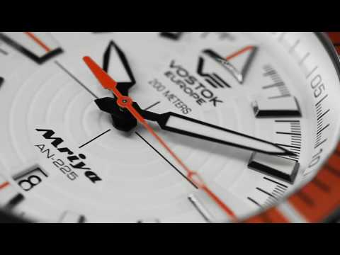 Overview of Vostok Europe watches