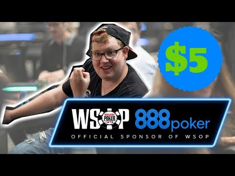 Win a Seat to the WSOP Main Event on 888poker Tonkaaaap Home Game Mp3