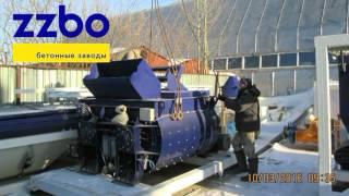 Нам доверяют! Повторное приобретение бетонного завода КОМПАКТ-60 в Тюмень(Работа бетонного завода