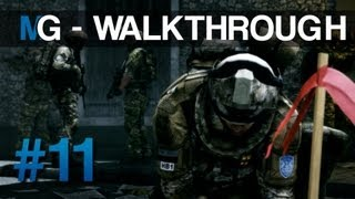 Medal of Honor - Warfighter Walkthrough - Mission 11 - Old Friends [PC/ULTRA/HARD]