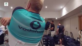 Irish Rugby TV: Ireland Kit Out Day