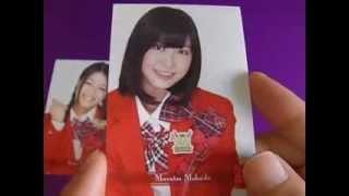向田茉夏 水着 が話題!☆SKE48 トレーディングコレクションPART3!Youtu...